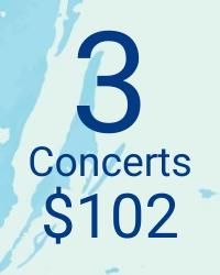 poster for 3 Concert Digital Subscription
