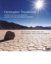 poster for Christopher Theofanidis, Concertos