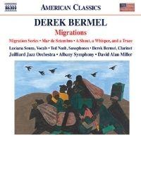 poster for Derek Bermel- Migrations