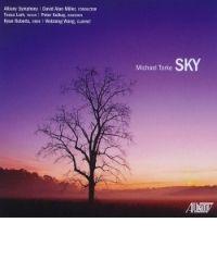 poster for Michael Torke Sky