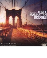 poster for Michael Torke: Three Manhattan Bridges