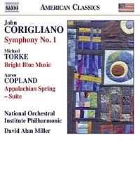 poster for Corigliano - Torke - Copland: Orchestral Works