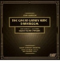 poster for John Harbison: the Great Gatsby Suite
