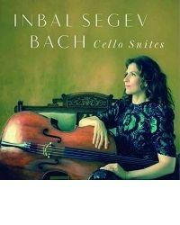 poster for Inbal Segev Bach Cello Suites