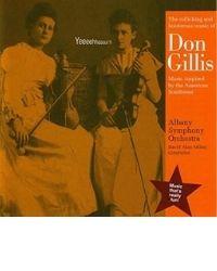"poster for Don Gillis - ""Symphony X"" - Shindig"