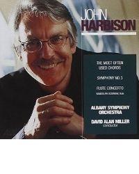poster for John Harbison - Symphony No. 3