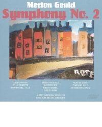 poster for Morton Gould Symphony No. 2