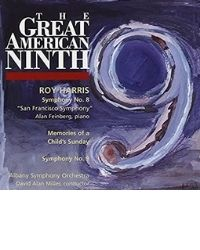 poster for Roy Harris: the Great American Ninth
