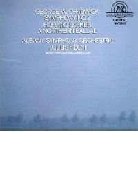 poster for Chadwick: Symphony No. 2 / Parker: a Northern Ballad