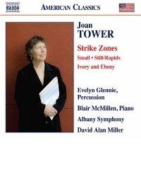 poster for Joan Tower: Strike Zones